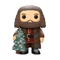 Figurine Pop 15 cm Harry Potter Holiday Rubeus Hagrid Funko Boutique Geneve Suisse