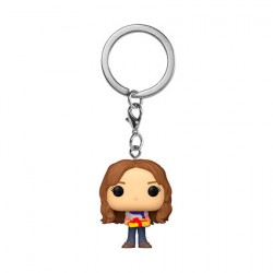 Figurine Pop Pocket Porte-clés Harry Potter Holiday Hermione Granger Funko Boutique Geneve Suisse