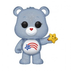 Figur Pop Care Bears America Cares Bear Glitter Limited Edition (without Sticker) Funko Geneva Store Switzerland