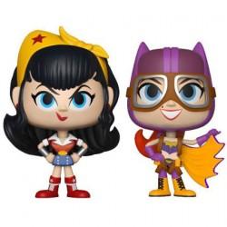 Figurine Funko Vinyl DC Comics Bombshells Wonder Woman et Batgirl 2-Pack Funko Boutique Geneve Suisse