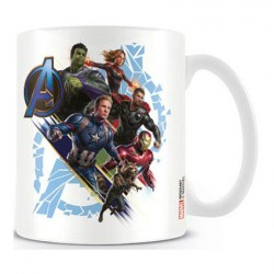 Figur Avengers Endgame Mug Pyramid International Geneva Store Switzerland