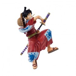 Figurine Statuette One Piece Monkey D. Luffy Bandai Tamashii Nations Boutique Geneve Suisse