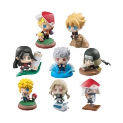 Figur Mini-figure Boruto Naruto Next Generation Boruto & Hokage MegaHouse Geneva Store Switzerland