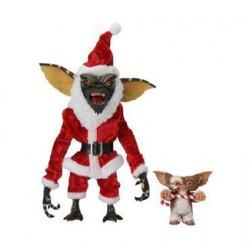 Figurine Figurines Gremlins Santa Stripe et Gizmo Pack 2 Neca Boutique Geneve Suisse