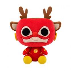 Figuren Funko Plüsch DC Comics Holiday Rudolph Flash Funko Genf Shop Schweiz