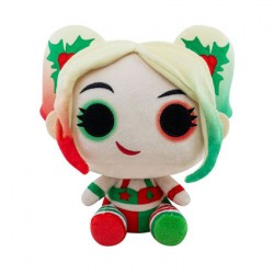 Figurine Funko Peluche DC Comics Holiday Holly Harley Quinn Funko Boutique Geneve Suisse