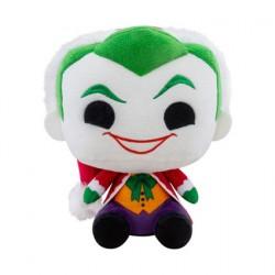 Figur Funko Plush DC Comics Holiday Santa Joker Funko Geneva Store Switzerland