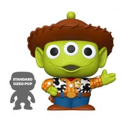 Figur Pop 25 cm Disney Toy Story Alien in Woody Funko Geneva Store Switzerland