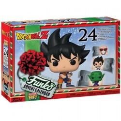 Figurine Dragon Ball Z Calendrier de l'Avent Funko Boutique Geneve Suisse
