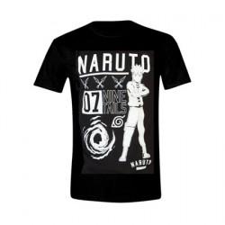 Figuren T-Shirt Naruto Ninetails PCM Genf Shop Schweiz