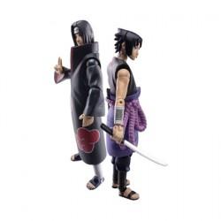 Figur Naruto Shippuden Action Figure Set SDCC 2018 Sasuke vs. Itachi Toynami Geneva Store Switzerland
