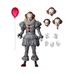 Figur It Chapter Two Action Figure Ultimate Pennywise Neca Geneva Store Switzerland