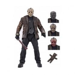 Figur Freddy vs. Jason Ultimate Action Figure Jason Voorhees Neca Geneva Store Switzerland