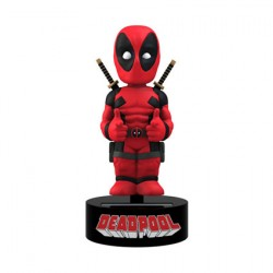 Figuren Marvel Comics Deadpool Bewegung Solar Powered Neca Genf Shop Schweiz