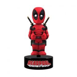 Figurine Marvel Comics Deadpool avec Mouvement à Energie Solaire Neca Boutique Geneve Suisse