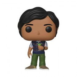 Figurine Pop Big Bang Theory S2 Raj Funko Boutique Geneve Suisse