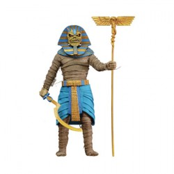 Figurine Figurine Iron Maiden Retro Pharaoh Eddie Neca Boutique Geneve Suisse