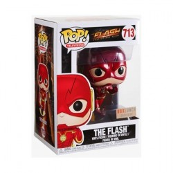 Figurine Pop Métallique Dc Comics The Flash Edition Limitée Funko Boutique Geneve Suisse