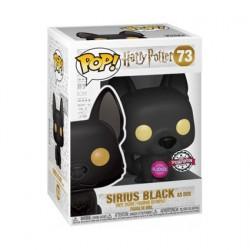 Figur Pop Flocked Harry Potter Sirius Black Limited Edition Funko Geneva Store Switzerland
