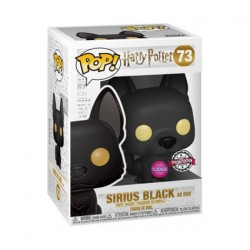 Figurine Pop Floqué Harry Potter Sirius Black Edition Limitée Funko Boutique Geneve Suisse