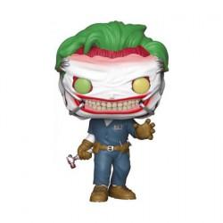 Figurine Pop Phosphorescent DC Comics The Joker Death of the Family Edition Limitée Funko Boutique Geneve Suisse