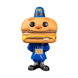Figur Pop McDonald's Officer Mac Funko Geneva Store Switzerland