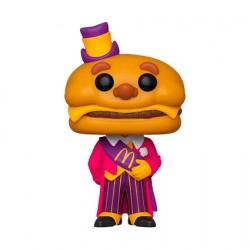 Figuren Pop McDonald's Mayor McCheese Funko Genf Shop Schweiz