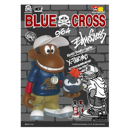 Figurine X-Treme par BLUE CROSS Toy2R Boutique Geneve Suisse