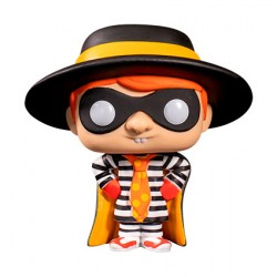 Figur Pop McDonald's Hamburglar Funko Geneva Store Switzerland