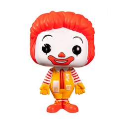 Figurine Pop McDonald's Ronald McDonald Funko Boutique Geneve Suisse