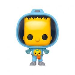 Figurine Pop The Simpsons Bart Simpson avec Chestburster Maggie Funko Boutique Geneve Suisse