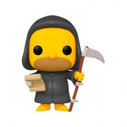 Figurine Pop The Simpsons Grim Reaper Homer Funko Boutique Geneve Suisse