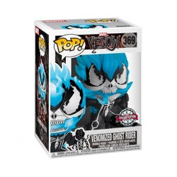 Figur Pop Marvel Venomized Ghost Rider Limited Edition Funko Geneva Store Switzerland
