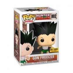 Figurine Pop Hunter X Hunter Gon Freecss Edition Limitée Funko Boutique Geneve Suisse
