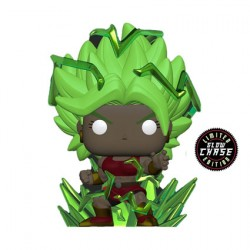 Figurine Pop Phosphorescent Dragon Ball Super Super Saiyan Kale with Energy Base Chase Edition Limitée Funko Boutique Geneve ...