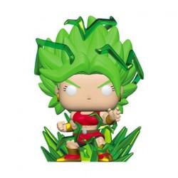 Figurine Pop Dragon Ball Super Super Saiyan Kale with Energy Base Edition Limitée Funko Boutique Geneve Suisse