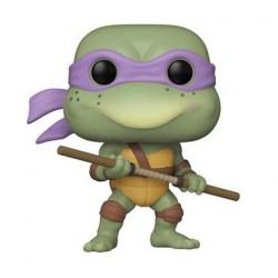 Figurine Pop Teenage Mutant Ninja Turtles Donatello Retro Funko Boutique Geneve Suisse