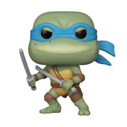 Figurine Pop Teenage Mutant Ninja Turtles Leonardo Retro Funko Boutique Geneve Suisse