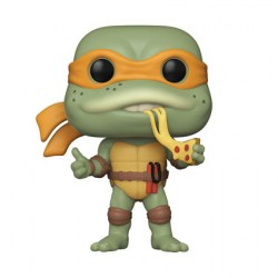 Figurine Pop Teenage Mutant Ninja Turtles Michelangelo Retro Funko Boutique Geneve Suisse