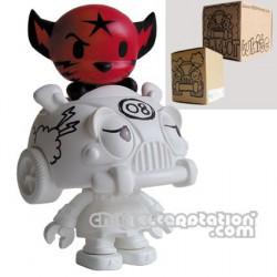 Figurine Carbot 08 à customiser par Steven Lee Boutique Geneve Suisse