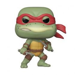 Figurine Pop Teenage Mutant Ninja Turtles Raphael Retro Funko Boutique Geneve Suisse