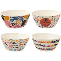 Figur Lilo & Stitch 4 Bowls Aloha Hawaii Funko Geneva Store Switzerland