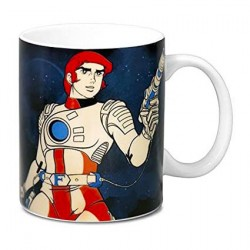 Figur Captain Future Mug Logoshirt Geneva Store Switzerland