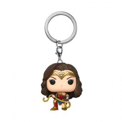 Figur Pop Pocket Keychains Wonder Woman 1984 with Lasso Funko Geneva Store Switzerland