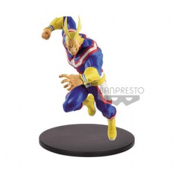 Figurine My Hero Academia The Amazing Heroes All Might Banpresto Boutique Geneve Suisse