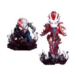 Figurine Marvel SDCC 2020 Mini Egg Attack Maximum Venom 2 pack Beast Kingdom Boutique Geneve Suisse
