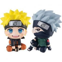 Figur Naruto Shippuden Look Up Naruto Uzumaki & Hatake Kakashi Limited Edition MegaHouse Geneva Store Switzerland