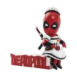 Figurine Marvel Comics Mini Egg Attack Deadpool Servant Beast Kingdom Boutique Geneve Suisse