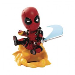 Figurine Marvel Comics Mini Egg Attack Deadpool Ambush Beast Kingdom Boutique Geneve Suisse