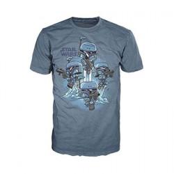Figuren Pop und T-shirt Star Wars The Mandalorian Limitierte Auflage Funko Genf Shop Schweiz